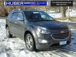 2016 Chevrolet Equinox AWD/Leather/Heated Seats