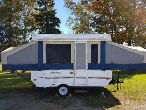 Tent Trailer for Sale - Owner Motivated to Sell Quickly