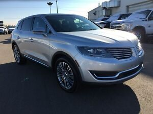 2016 Lincoln MKX RESERVE   - Certified -  Lane Keeping -  Heated