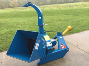 Lightly USED Wood Chipper