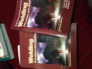 Confederation college Welding and General arts books