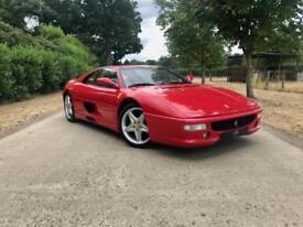 """Ferrari F355 3.5 Berlinetta """"Classiche Certified"""""""