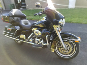 2008 Harley Ultra Classic only 24,000kms