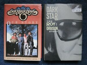 Roy Orbison & The Oak Ridge Boys Hardcover Books