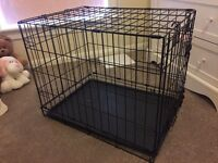 Small pets at home dog crate