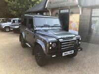 2015 Land Rover DEFENDER 90 TD XS STATION WAGON Manual WINDOW VAN