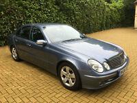 2006/06 Mercedes-Benz E280 3.0TD CDI 7G-Tronic 2005MY Avantgarde