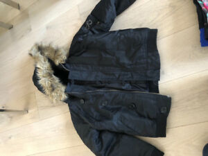 2 Girl's jackets (size 10/12)