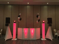 DJ & MC services for parties, weddings or special events