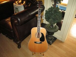 2012 Martin D35 with Fishman