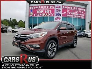 2015 Honda CR-V Touring