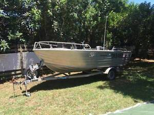 2006 Stacer 440 Seahorse, 2006 Yamaha 50hp 2 stroke Ipswich Ipswich City Preview