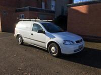 Vauxhall Astravan 1.7DTi 16v 2002MY Envoy
