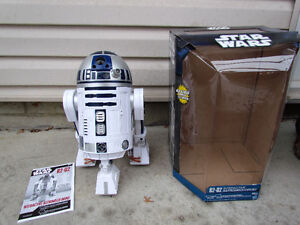 Star Wars R2-D2 Interactive Astromech Droid with Box&Instruct. Strathcona County Edmonton Area image 2