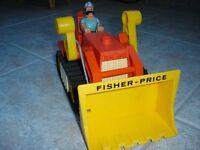 Fisher Price Bulldozer