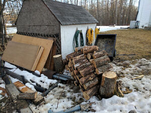 Firewood for Beer