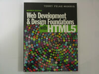 NBCC Textbook - Web Development and Design Foundations - New!