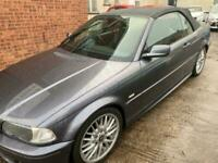 BMW 330CI Sport auto -2003 - Just Serviced, 7 stamps, power roof,