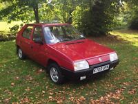 1992 Skoda Favorit 135 LS
