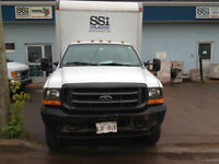 Ford F450 Super Duty City Truck with 16ft Box