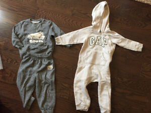 18-24 months ROOTS and GAP outfit