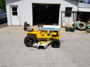Tracteur cub cadet 104