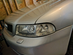 Wanted audi B5 S4 parts