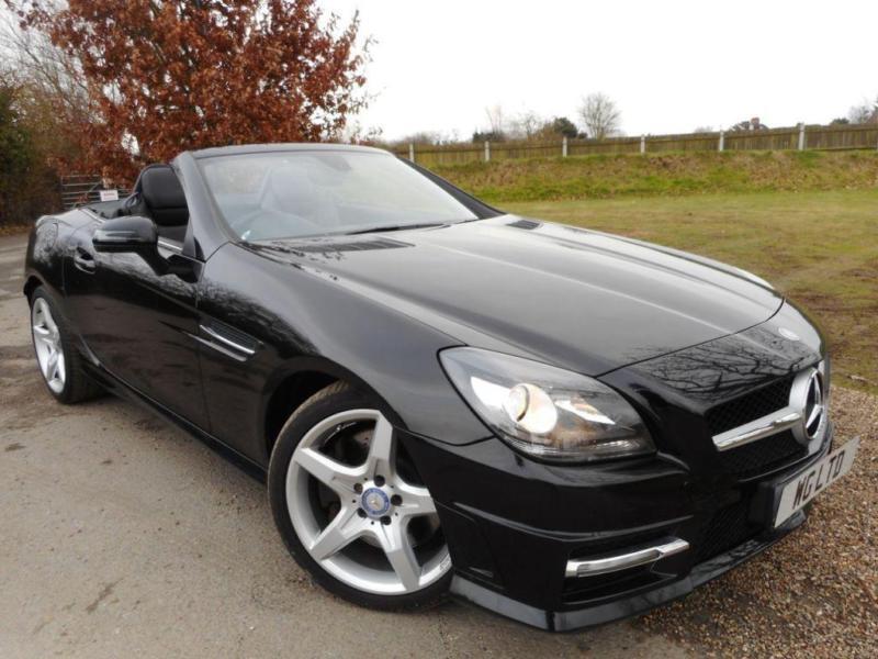 Used 2014 Mercedes-Benz SLK SLK 200 BlueEFFICIENCY AMG ...  |Mercedes Slk 200 Amg Sport