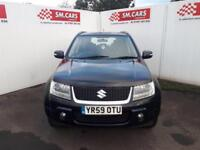 2009 59 SUZUKI GRAND VITARA 2.4 SZ4 WITH LPG CONVERSION.FULL SH,TOWBAR,2 X KEYSS
