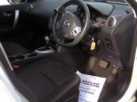 2013 NISSAN QASHQAI 1.6 [117] Acenta 5dr CVT SUV 5 Seats