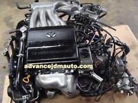 Engine Best Condition Used Motor With Warranty & Installation