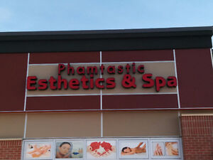 Looking to hire an esthetician