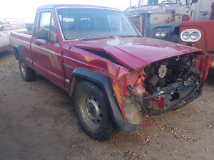 Jeep Comanche Package