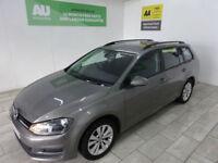 2014,Volkswagen Golf 1.6TDI 105bhp SE***BUY FOR ONLY £33 PER WEEK***