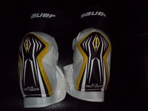 Elbow Pads and Hockey Gloves