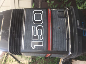 150 hp force outboard motor