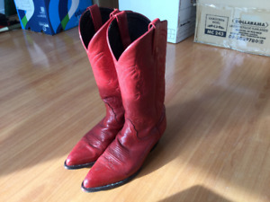 High quality cowgirl boots