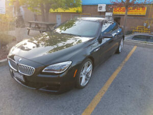 BMW 650i X drive M package Looking forsomeone to take over lease