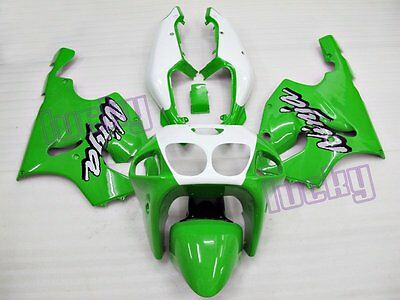 Aftermarket ABS Fairing Set for Ninja ZX7R 97 98 99 03 Kawasaki tank pad K05-G for sale  Shipping to Canada