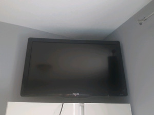 "Phillips 40"" LCD TV - Mint Condition"