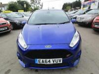 2014 Ford Fiesta 1.6 EcoBoost ST-3 3dr