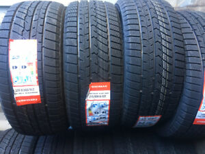 New 215/55R16 winter tires, $350 for four, other sizes available