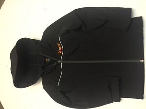 Boys xmtn spring weather proof jacket size xs 4/5 y Color black
