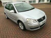 Volkswagen Polo 1.4 ( 80PS ) 2008MY SE Imaan motors Ltd