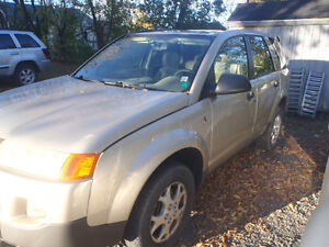 2002 SATURN VUE AWD /INSPECTED FOR 2017/GREAT SHAPE///