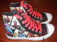 childrens spiderman size 1 shoes