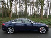 2009 09 Jaguar XF 3.0TD V6 (271 bhp) auto S Premium Luxury..HIGH SPEC.STUNNING!!