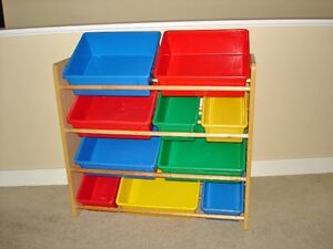 Toy Storage Unit