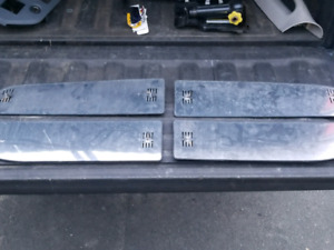 Stainless winter front off of 2007 Ram 3500