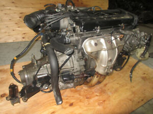 ACURA INTEGRA DC2 B18B 1.8L DOHC MOTEUR 5SPEED TRANSMISSION 94+